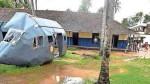 Water Level Movie Set Flood Relief Centre Thrissur
