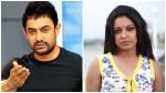 Tanushree Dutta Criticized Aamir Khan For He Teams Up With Subhash Kumar