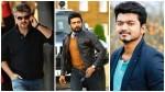 Vijay Ajith Surya And Other Actors Says No Hoardings