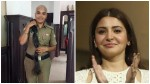 Anushka Sharma Instgram Story About Kerala Woman Police
