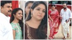 Dileep And Meenakshi Visted Lal Jose Daughter Irene S Marriage