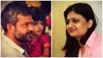 Geethu Mohandas Saya About Her Father Aim