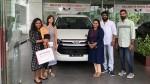 Harishree Ashokan Posted His New Car Picture