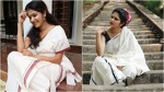 Juhi Rustagi About Sari Love Pics Trending In Social Media
