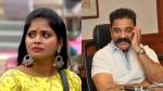 Madhumitha Files Complaint Against Kamal Haasan Tamil Bigg Boss Season