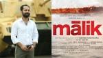 Fahadh Faasil S Malik Movie Shooting Started