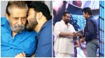 Mohanlal And Mammootty Birthday Wishes To Madhu
