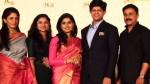 Dileep And Meenakshi On Irene S Marriage Reception