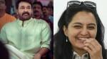 Manju Warrier S Comment About Mohanlal