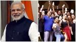 Pm Narendra Modi Applauds Coolie No 1 Movie Team