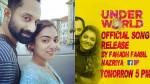 Under World Movie Song Will Release Sunday