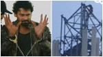 Fan S Suicide Attempt For To Meet Prabhas Soon