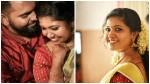 Thanneermathan Dinangal Fame Sree Ranjini S Engagement Photos