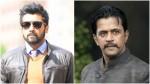 Arjun Sarja Rejects Surya S Movie Because Of This Reason