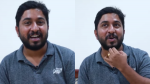 Vineeth Sreenivasan About His Upcoming Projects