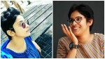 Aparna Gopinath Reveals Her Hair Style