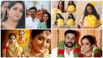 Dileep Kavya Madhavan S Daughter Celebrating 1st Birthday
