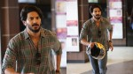 Dulquer Salmaan S New Look For Anoop Sathyan Movie