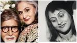 Amitabh Bachchan Shares Gorgeous Throwback Pic Of Jaya Bachan
