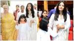 Aaradhya Bachchan Gives Anjali Vibes From Kuch Kuch Hota Hai Move Kajol Getup