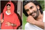 Ranveer Singh New Look Leaves A Kid In Tears