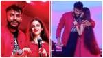 Kannada Singer Chandan Shetty Proposes To Niveditha Gowda At Live Show