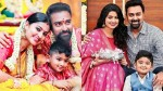 Sneha And Prasanna Off To London After Baby Shower