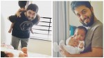 Vineeth Sreenivasan Shares Daughters First Photo