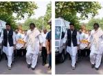 വേലക്കാരന്റെ മൃതദേഹം ചുമന്ന് ബിഗ് ബിയും അഭിഷേകും! ശരിക്കും മാതൃകാപരം! കൈയ്യടിച്ച് സോഷ്യല് മീഡിയയും