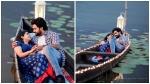തോണിയിൽ പ്രണയാർദ്രരായി  പാടാത്ത പൈങ്കിളിയിലെ ദേവയും മധുരിമയും, ചിത്രം കാണാം