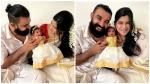 മകളുടെ പേര് പറഞ്ഞ് സിജു വില്സണ്, മനോഹര ചിത്രങ്ങള് ഏറ്റെടുത്ത് ആരാധകര്