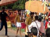 സൂര്യ തന്നെയാണോ ഇത്! കെവി ആനന്ദ് ചിത്രത്തിലെ മറ്റൊരു മേക്കോവര് ശരിക്കും ഞെട്ടിച്ചു! ചിത്രം കാണൂ!