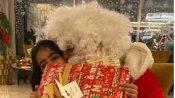 ദിലീപിന്  പിന്നാലെ  മകൾക്ക് വേണ്ടി സാന്റയായി മറ്റൊരു സൂപ്പർ താരം! ചിത്രം പങ്കുവെച്ച് താരപത്നി