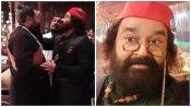 ലാലേട്ടന്റെ വക ബാബുരാജിന് ഫൈനല് ടച്ച്! മരക്കാര് ലൊക്കേഷന് ചിത്രം പങ്കുവെച്ച് നടന്