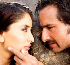 saif with Kareena