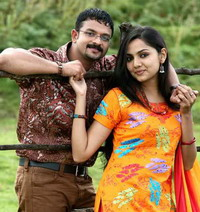 Jayasurya and Samvritha