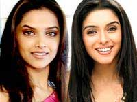 Deepika and Asin