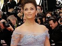 Aishwarya In Cannes