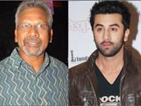 Maniratnam And Ranbeer Kapoor