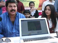 Mammootty has become the first actor in south to buy the ipad