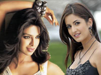 Priyanka Chopra and Katrina Kaif