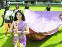 Kochi IPL theme song shoot
