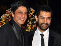 The Khans are set to clash at the box-office
