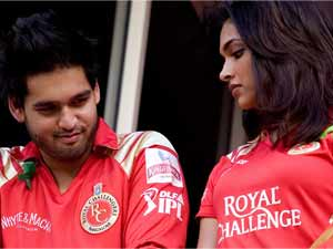 Sidharth and Deepika