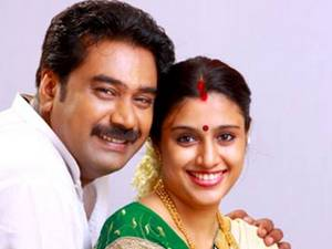 Biju Menon and Samyuktha