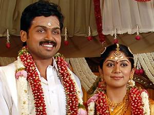 Karthi wedding