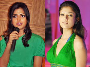 Amala Paul and Nayanthara