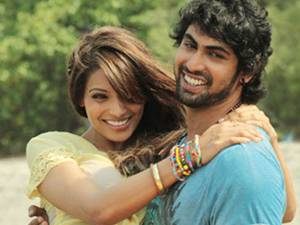 Bipasha with Rana