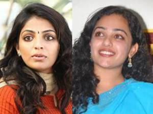 Mythili and Nithya