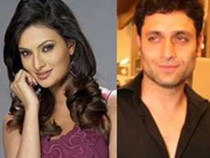 Sayali Bhagat and Shiney Ahuja